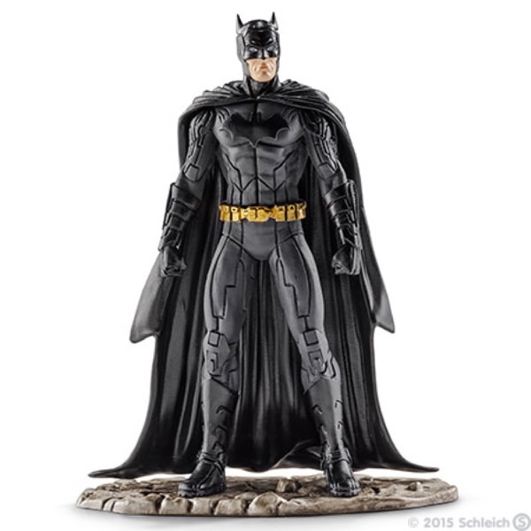 Justice league batman schleich 22501 new boxed ebay for Batman fairy door